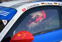 #78 KCMG Porsche 911 RSR: Joël Camathias