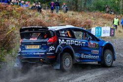 Éric Camilli, Benjamin Veillas, M-Sport Ford Fiesta WRC
