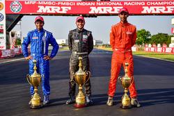 Karthik Tharani, Vikash Anand, Raghul Rangasamy