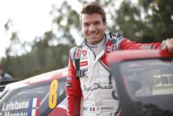 Gabin Moreau, Citroën DS3 WRC, Citroën World Rally Team