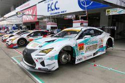 #60 LM corsa Lexus RC F