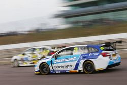 James Cole, Silverline Subaru BMR Racing