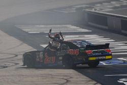 Erik Jones, Joe Gibbs Racing Toyota race winner