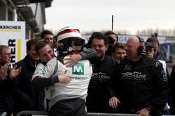 #28 Montaplast by Land-Motorsport, Audi R8 LMS: Marc Basseng