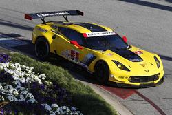 #3 Corvette Racing Chevrolet, Corvette C7.R: Antonio Garcia, Jan Magnussen