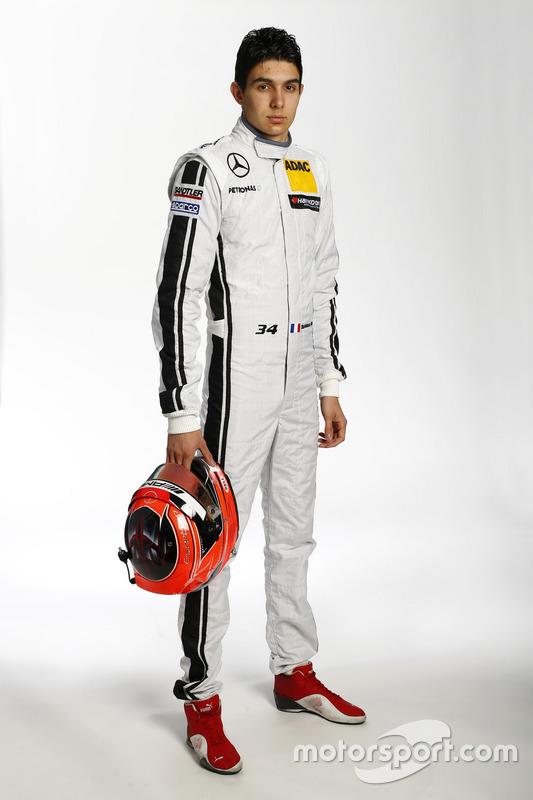 #34: Esteban Ocon, ART-Mercedes