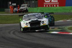 #7 Bentley Team M-Sport, Bentley Continental GT3: Steven Kane, Guy Smith, Vincent Abril