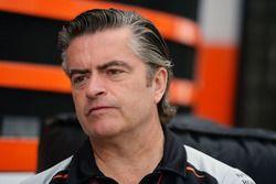 Andy Stevenson, manager Sahara Force India F1 Team