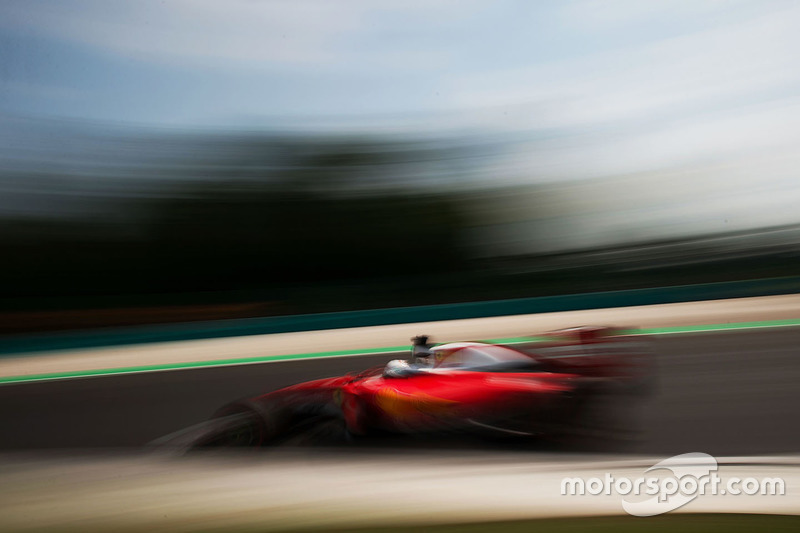 5: Sebastian Vettel, Ferrari SF16-H