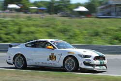 #15 Multimatic Motorsports Ford Shelby GT350R-C: Scott Maxwell, Billy Johnson