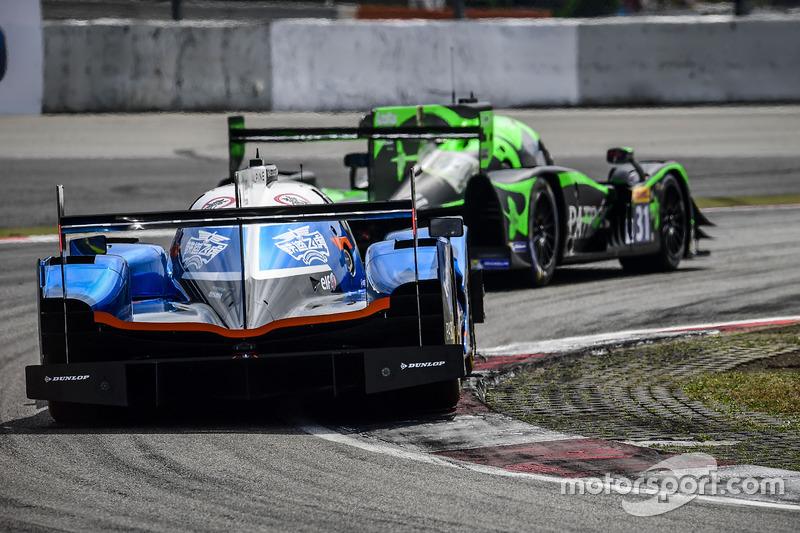 #35 Baxi DC Racing, Alpine A460 - Nissan
