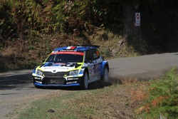 Julien Maurin, J.Thimonier, SKODA FABIA R5