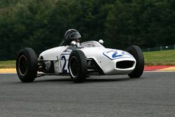 #24 Lotus 18 (1960): Charles McCabe