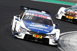Maxime Martin BMW Team RBM, BMW M4 DTM
