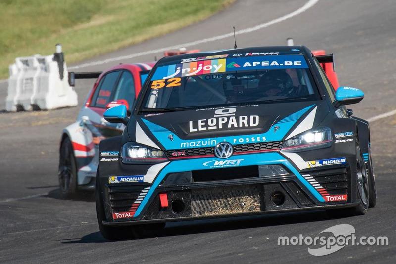 Volkswagen Golf, Team WRT, Stefano Comini e Maxime Potty