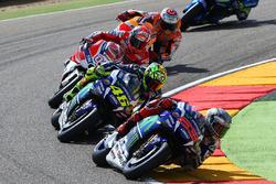 Хорхе Лоренсо, Yamaha Factory Racing, Валентино Росси, Yamaha Factory Racing