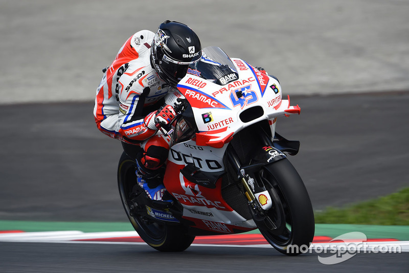 8. Scott Redding, Pramac Racing