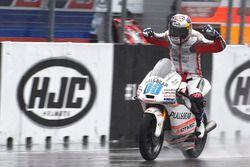 Segundo lugar Jorge Martin, Aspar Team Mahindra