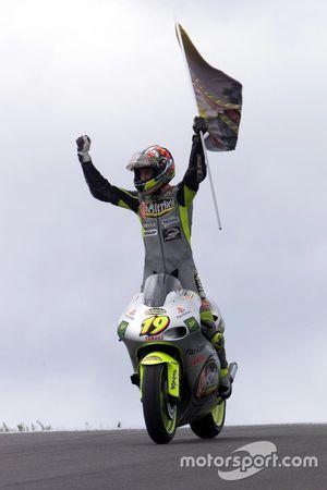 Olivier Jacque, Yamaha