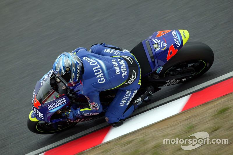 Alex Barros - Yamaha (2003)