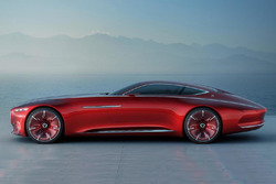 Konzept: Mercedes-Maybach 6 Coupé