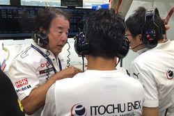 Kazuyoshi Hoshino, Team Impul, Teamchef
