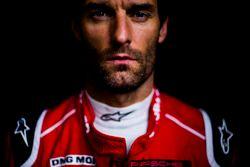 Mark Webber Portrait