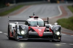 #5 Toyota Racing, Toyota TS050 Hybrid: Anthony Davidson, Sébastien Buemi, Kazuki Nakajima, Alexander
