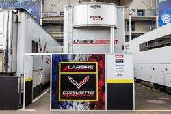 Larbre Competition paddock