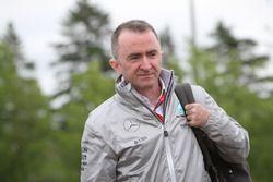 Paddy Lowe, Technikchef, Mercedes AMG F1