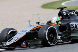 Alfonso Celis Jr., Force India