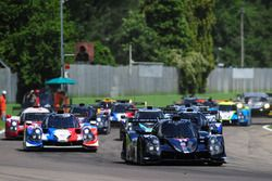 #11 Eurointernational, Ligier JSP3 - Nissan: Giorgio Mondini, Andrea Roda, Marco Jacoboni