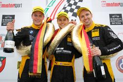 Victor Bouveng, Tom Blomqvist, Christian Krognes, Walkenhorst Motorsport, BMW M6 GT3