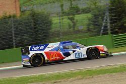 #41 Greaves Motorsport, Ligier JSP2 - Nissan: Memo Rojas, Julien Canal, Jakub Giermaziak