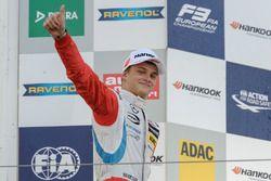 Çaylak Podyum: Ralf Aron, Prema Powerteam Dallara F312 - Mercedes-Benz