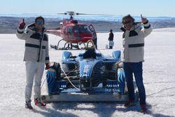 Lucas di Grassi e Alejandro Agag, Formula E CEO