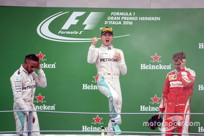 Italien, Monza: Sieger
