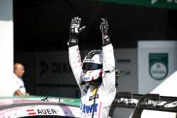 Ganador de la pole para Lucas Auer, Mercedes-AMG Team Mücke, Mercedes-AMG C63 DTM