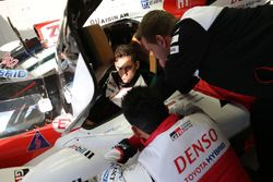 Sébastien Buemi, Toyota Racing Toyota TS050 Hybrid