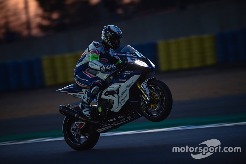 Il Tourist Trophy di Alex Polita
