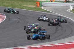 F2 Italian Trophy, partenza Misano