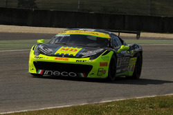 #181 Ineco - MP Racing Ferrari 458: Erich Prinoth