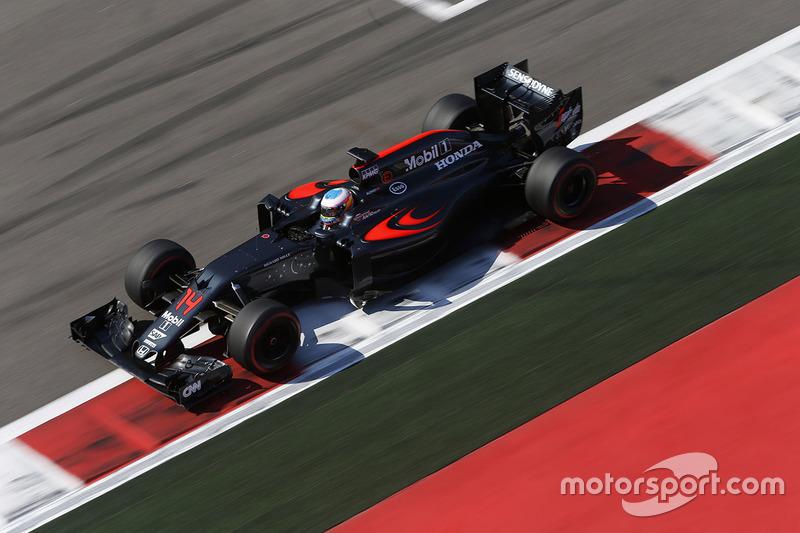 2016 : McLaren MP4-31 - Honda