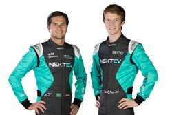 Nelson Piquet Jr., ve Oliver Turvey, NeXTEV TCR Formula E Team