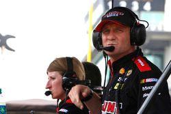 Greg Erwin, crew chief for Team Penske