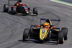 Giuliano Raucci, Diegi Motorsport y Diego Bertonelli, RB Racing