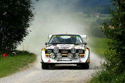 #1 Walter Mayer Audi S1 E2