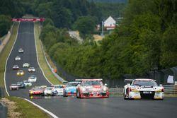 Andreas Ziegler, Klaus Koch, Rene Steurer, Audi R8 LMS