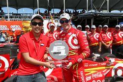 Polesitter: Scott Dixon, Chip Ganassi Racing, Chevrolet