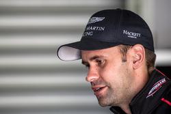 #44 Oman Racing Team, Aston Martin Vantage GT3: Jonathan Adam
